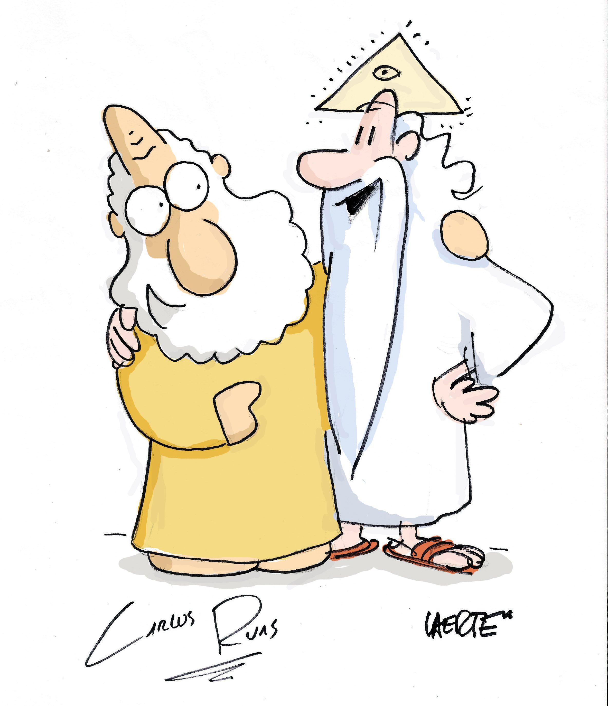 deus e deus cor