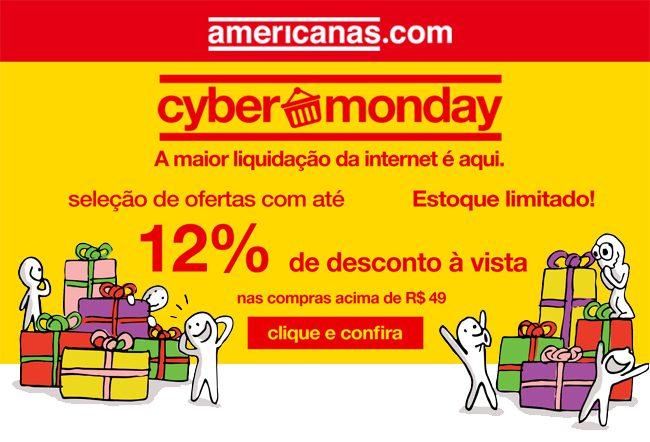 AMERICANAS Cyber Monday