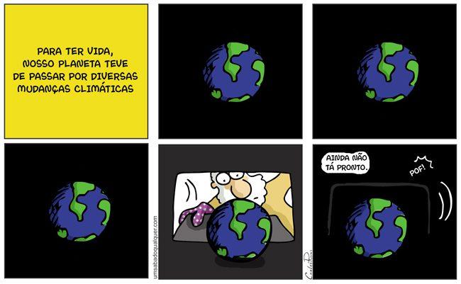 1346 – Mudanças Climáticas