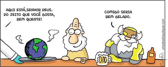 1345 – Qual Deus você prefere?