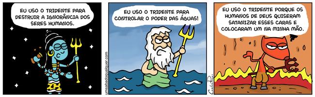 1346 – Tridente
