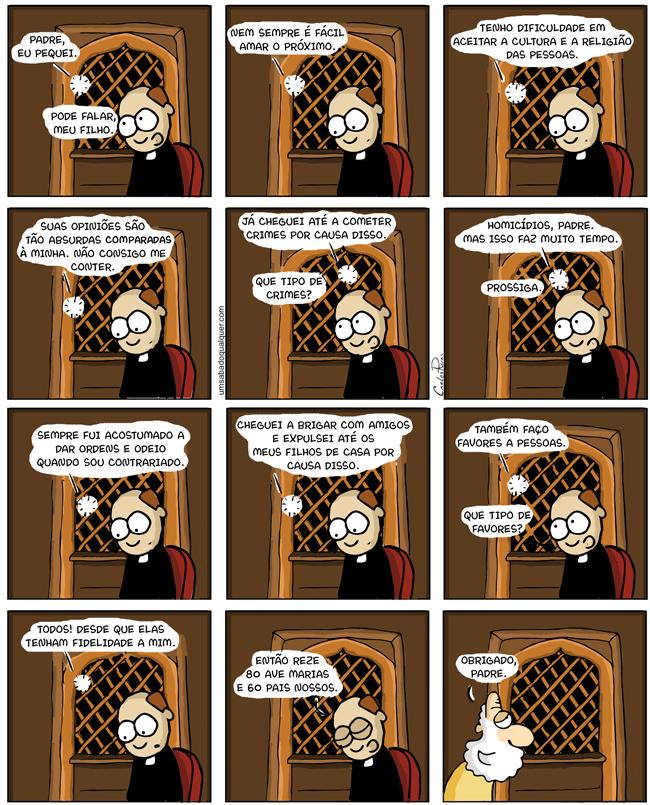 1352 – Pecados, todos temos