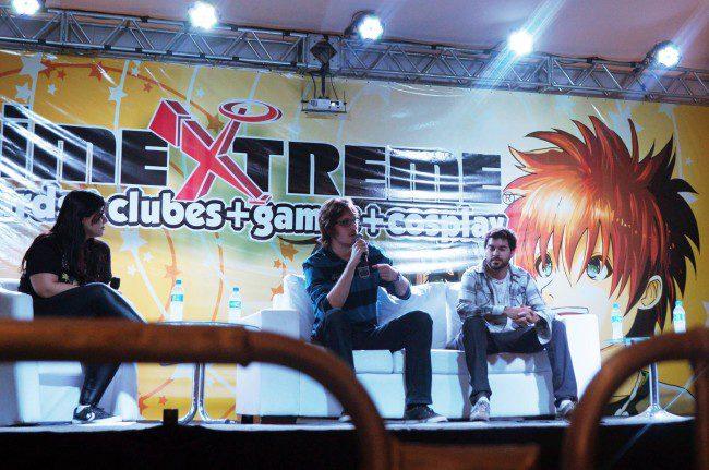 Anime extrem e Gil Brother Batatista