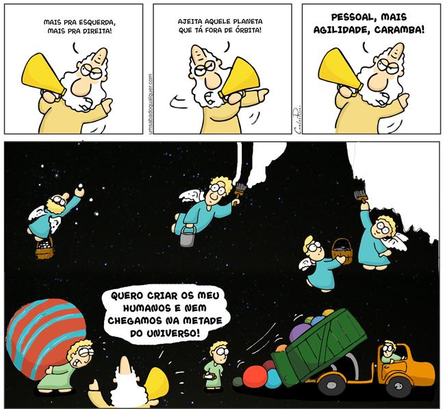 1391 – Criando o universo
