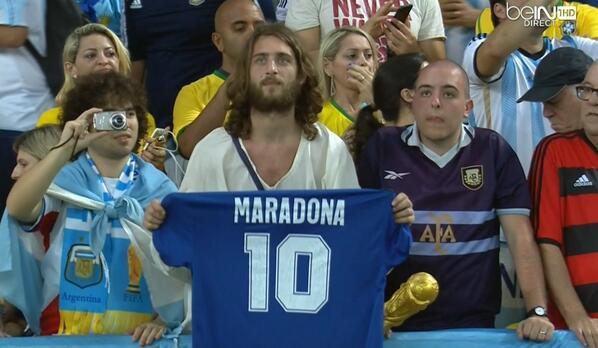 Seria Jesus argentino?