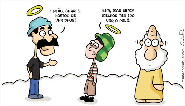 Bolaños, o santo do humor! 2