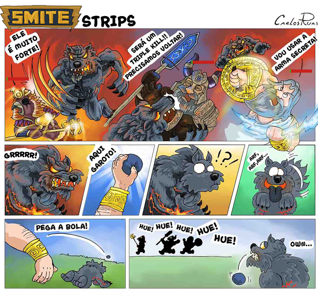 SMITE 8