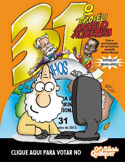 VOTE NO USQ PARA MELHOR WEB QUADRINHO DE 2014