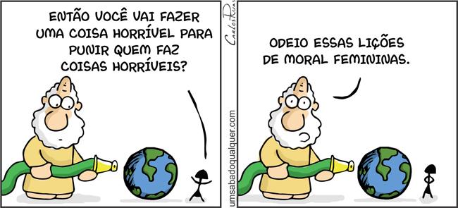 1526 – Lição de moral