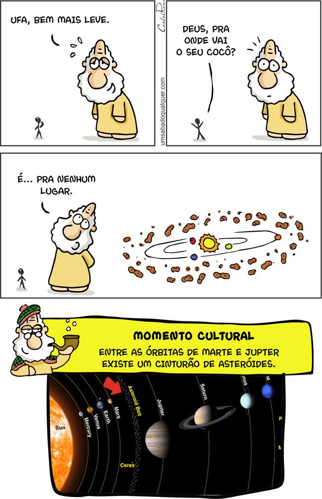1529 – De onde vêm os asteroides?