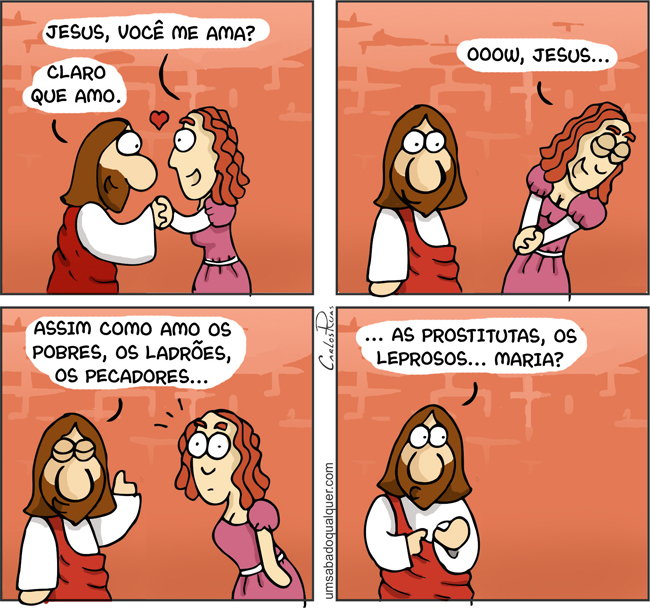 1542 – Jesus e Madalena…