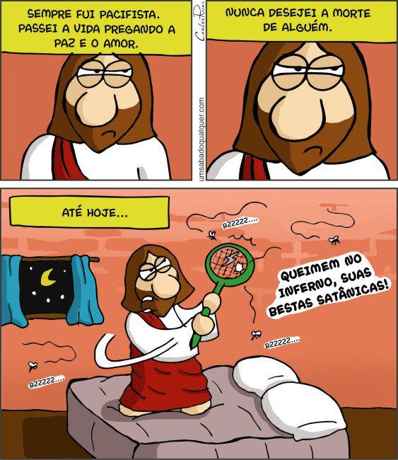 1546 – Quando Jesus quis matar