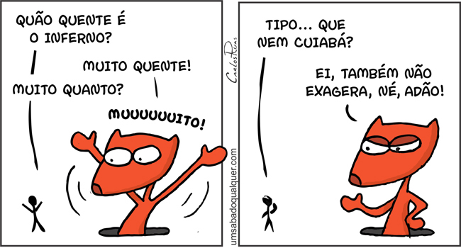 Carlos Ruas, o criador de Deus em Cuiabá!