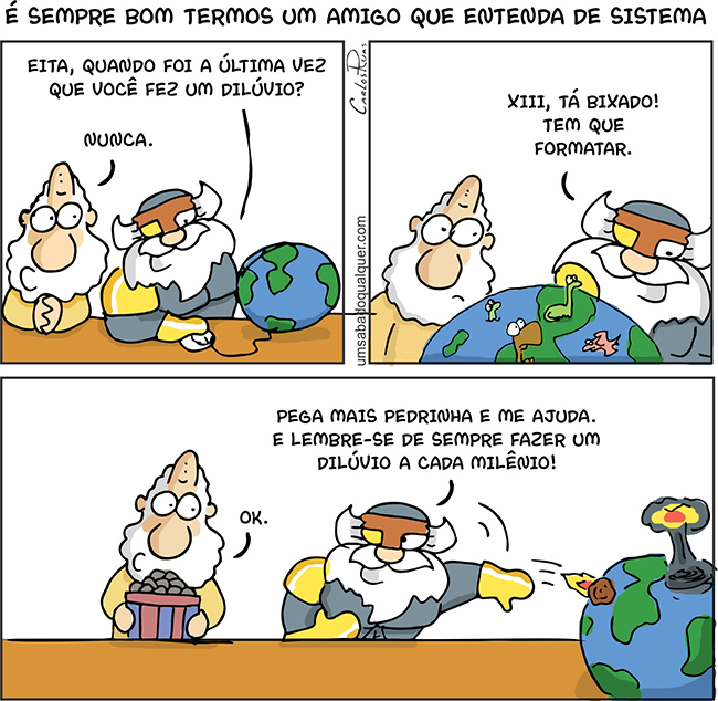 1581 – O amigo que entende de sistema