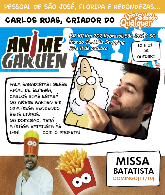 Carlos Ruas em São José – SC
