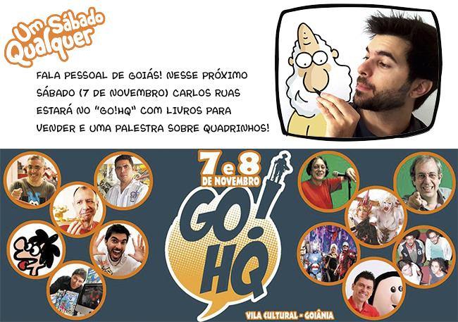 Carlos Ruas em Goiás!