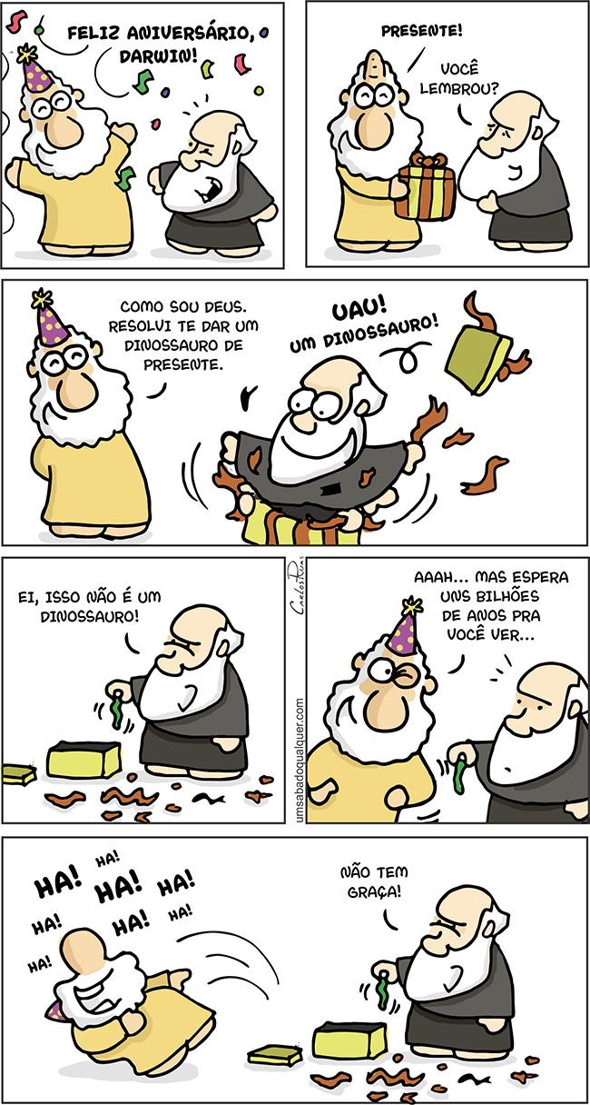 1611 – Feliz aniversário Darwin!