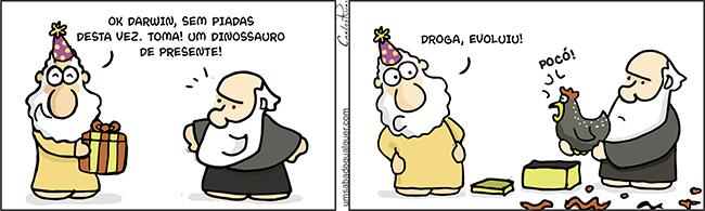 1612 – Feliz aniversário Darwin! 2