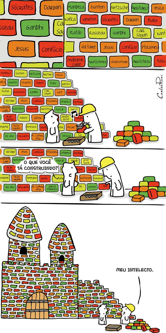 Mundo avesso – Em construção