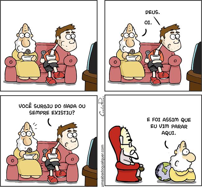 1635 – Deus e Freud, origens: