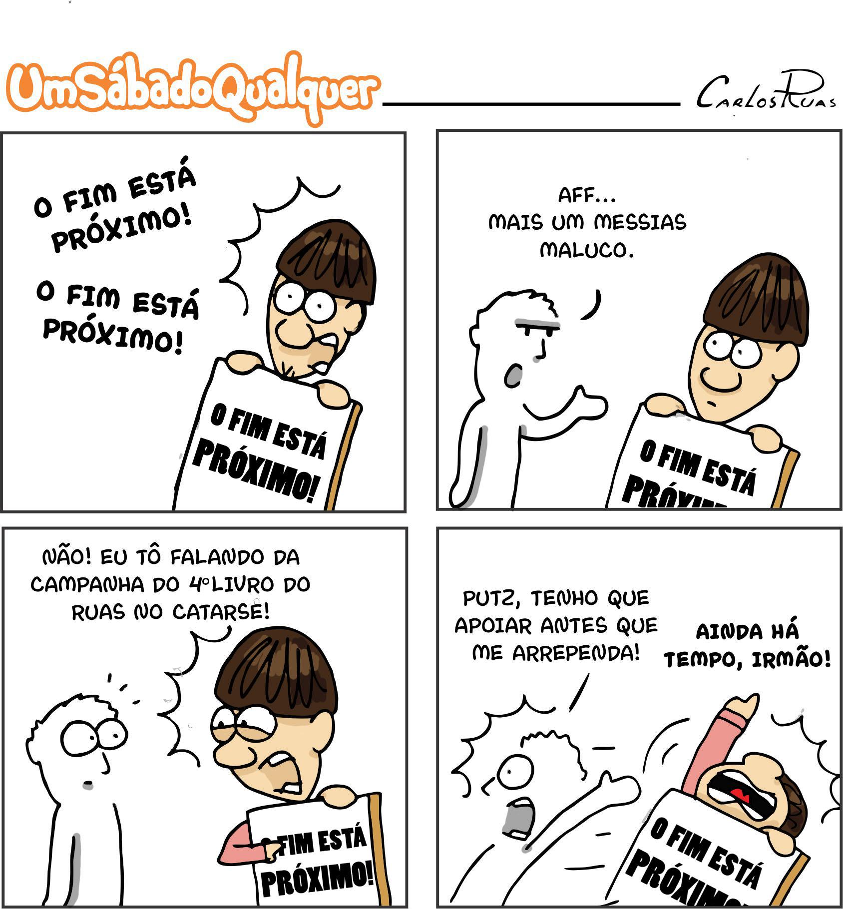 FALTA 1 DIAS PARA O FIM DA CAMPANHA!