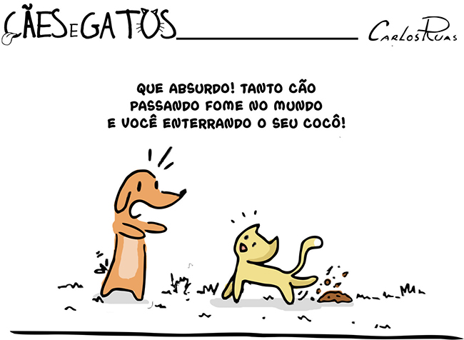 Cães e Gatos – Conheça o argumento dos cães