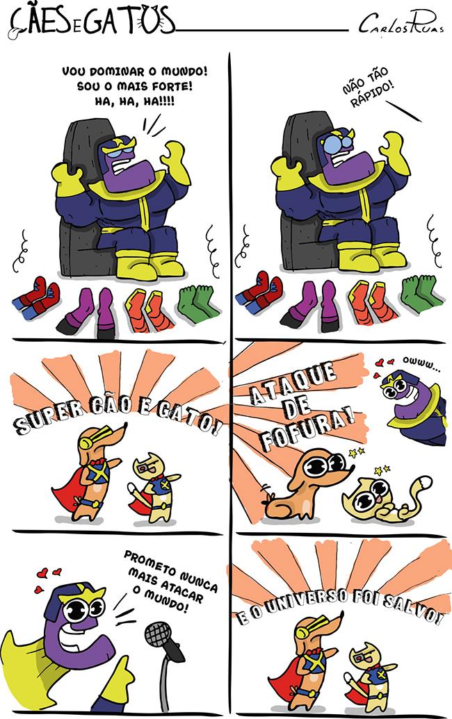 Cães e Gatos – Ataque de fofura!