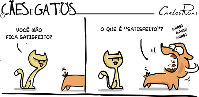 Cães e gatos – Comida 2