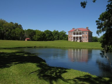 Drayton Hall in Charleston, SC