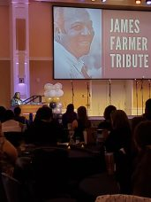 The James Farmer Tribute received the award for Outstanding New Program.