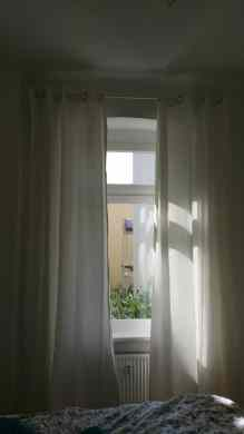 Gardinenstangen Aufhängen