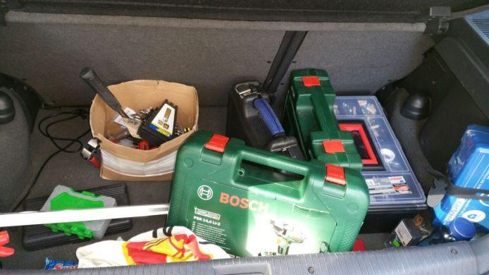 Mobiles Werkzeug