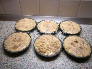 Thunfischquiches