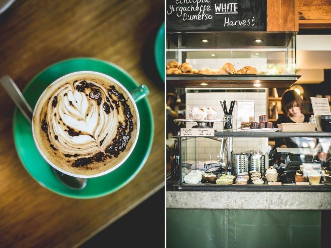 Coffeebar De Clieu, Melbourne | un-fold-ed.com
