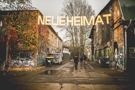 Neue Heimat, Berlin | un-fold-ed.com