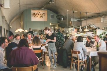 Restaurant de Jong, Rotterdam | un-fold-ed.com