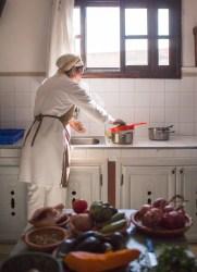 Cooking class at Dar Attajmil in Marrakech | © un-fold-ed.com
