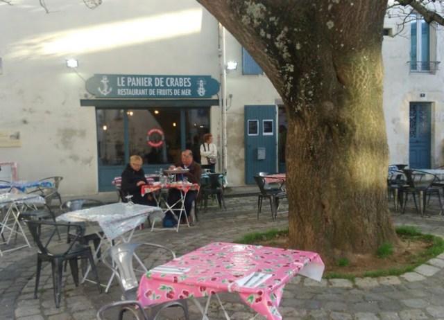 Restaurant Le Panier de Crabes à La Rochelle