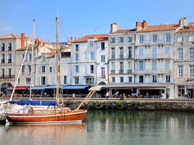 Un Hôtel sur Le Port - La Rochelle - Idées visites
