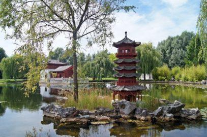 Découvrir les plus beaux jardins de Chine
