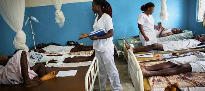 Dying from lack of medicines   Africa Renewal