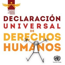 Universal Declaration of Human Rights cover