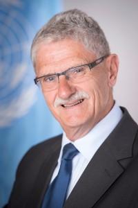 Excmo. Sr. Mogens Lykketoft Presidente del septuagésimo período de sesiones de la Asamblea General de las Naciones Unidas