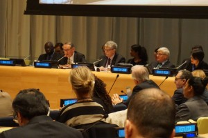 """GA thematic panel discussion on R2P """"From Commitment to Implementation: 10 Years of the Responsibility to Protect"""""""