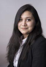 Portrait of Ambreen Husain