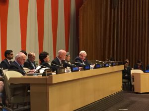 PGA convened briefing on global health crises