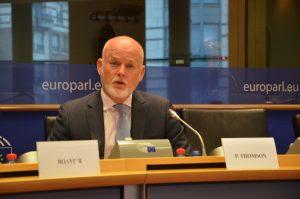 European Parliament address