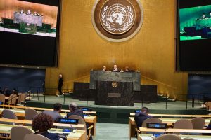 Closing of 71st Session