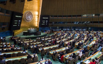 Los líderes mundiales se reúnen a partir de este martes en el debate de la 72ª Asamblea General de la ONU