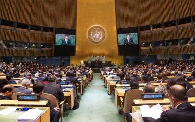 Opening of the General Debate